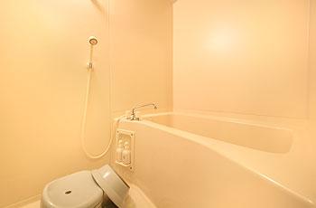 客室内のお風呂